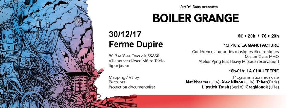 boiler grange by art'n'bass