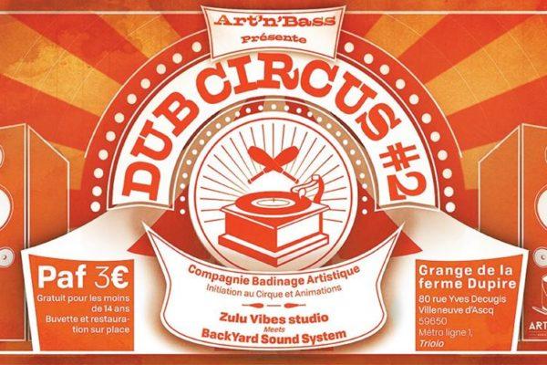 Dub circus 2 artnbass