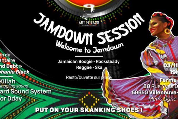 Jamdown 1 artnbass lille