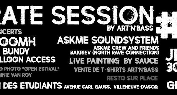 Pirate session 8 artnbass