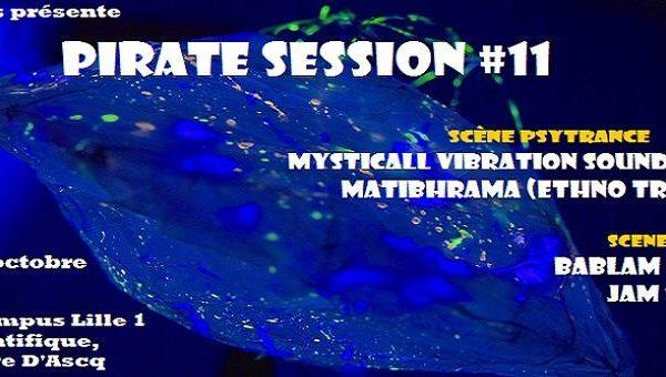 Piratte session 11 artnbass