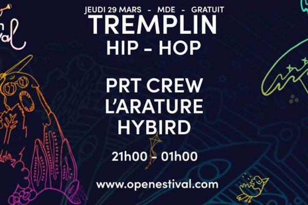 tremplin open estival 2018